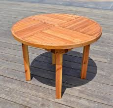 card table for 1 original round terrace options 3 5 ft no seating douglas fir