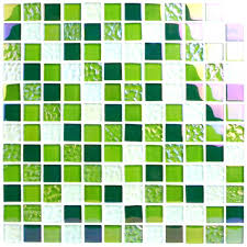 cutting mosaic tile sheets stained glass mosaic tile green glass mosaic tiles sheet crystal glass tile