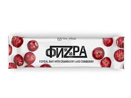 FIZRA <b>Fruit Nut Bar</b> with Cereals Crowberry and Cranberry 100 ...