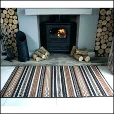 fiberglass hearth rug fire resistant rugs for fireplace fireproof front flame uk
