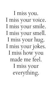 Missing Quotes For Her Delectable Cute I Miss You Quotes For Her And Him Missing Someone Sayings