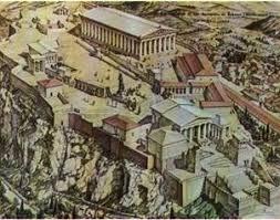 Архитектура Архитектура древней Греции Реферат Учил Нет  Архитектура в Древней Греции развивалась быстро и многосторонне В растущих греческих городах создаются каменные жилые здания укрепления
