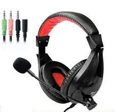 Tai nghe JT813 chụp tai 2 trong 1 dùng tốt cho cả điện thoại và máy