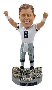 Troy Aikman (Dallas Cowboys) 3X Championship ... - Amazon.com