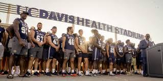 Uc Davis Health Stadium A Sign Of Partnership Uc Davis