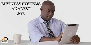 Job Vacancy -Business Systems Analyst - Duma Works Blog