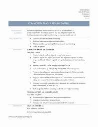 Oil Trader Sample Resume Behavior Intervention Specialist Sample