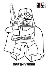Small Picture Disegno di LEGO Darth Vader da colorare Coloring Pages Disegni