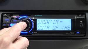 sony dsx ms60 marine digital media receiver display and controls sony dsx ms60 marine digital media receiver display and controls demo crutchfield video