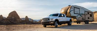 Ram Trucks - Towing & Payload Capacity Guide