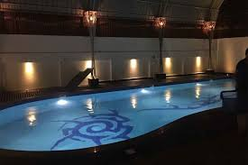 home swimming pools at night. 5 Ways To Enhance Swimming Pool With Lights Home Pools At Night