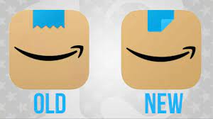 Amazon changes its app logo. Amazon App Icon Changed After Hitler Complaints