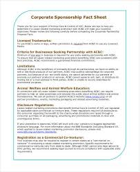 Company Fact Sheet Sample 30 Fact Sheet Samples Free Premium Templates