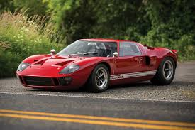 Auction Block: 1966 Ford GT40 MK 1 | HiConsumption