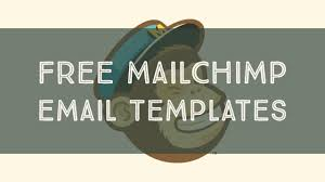 Free Newsletter Layouts Top 31 Free Paid Mailchimp Email Templates 2019 Colorlib