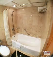 the club room of the heritage hotel manila hotel bathtub