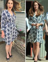 Kate middleton was the epitome of casual chic in a diane von furstenberg wrap dress on day two of her official tour of australia. Royal Obsessed Mum Of Two Reveals How She S Splurged Almost 3 500 Copying Kate Middleton S Wardrobe Mirror Online