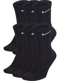 Носки U NK EVERYDAY CUSH CREW 6PR-BD Nike 7236412 в ...