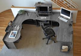 office desks for two people. Home Design : Smothery Two Person Office Desk In Desks For People L