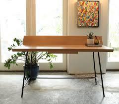 modern wood and metal furniture. Modern-wooden-office-desk Modern Wood And Metal Furniture