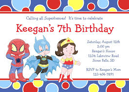 superheroes party invites superhero party invitations party invitations templates
