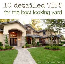 10 tips for the best yard in the neighborhood
