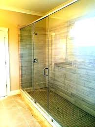 glass shower door cost fascinating custom glass shower doors cost door installation how much does a