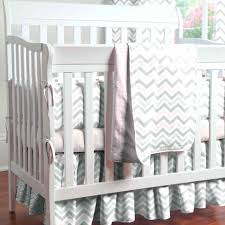 decoration elephant chevron nursery bedding baby mini crib carousel designs gray pink and grey