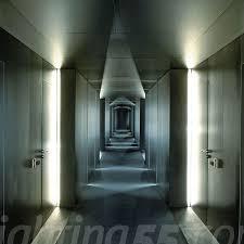 slot recessed wall light medium