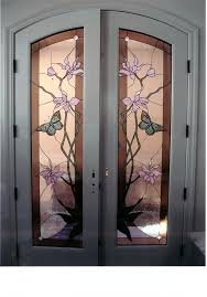 stained glass entry and airlock doors in reno nv