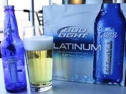 bud light platinum a 6 percenter