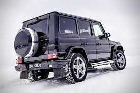 G Electric Kreisel All Electric Mercedes Benz G Wagon Hiconsumption