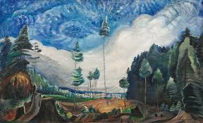 emily carr at vancouver art gallery