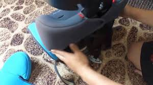 Как собрать <b>автомобильное кресло</b> после стирки, детское ...