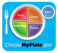 healthy food plate diagram. Perfect Food Myplate_blue Whole Grains Grains The Healthy Eating Plate  Throughout Food Diagram I