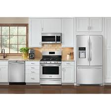 Kitchen Packages Appliances Frigidaire Gallery Kitchen Package W Electric Range