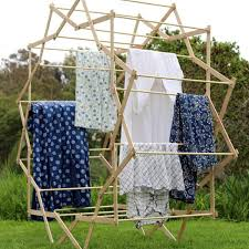 star shaped drying rack