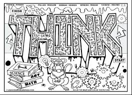 Word Coloring Pages For Kids At Getdrawingscom Free For Personal