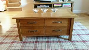 laura ashley milton coffee table