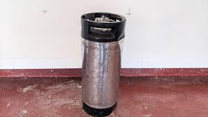 a corny keg as a fermentation vessel