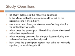 text vs video reflections teacher perceptions of their instructional effectiveness      jpgapplication essay college charleston of