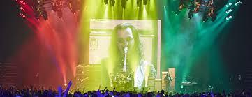 latest technology in lighting. Rush_Concert Latest Technology In Lighting