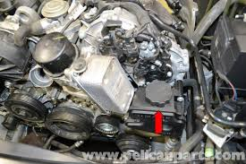 Power steering fluid is added to the power steering reservoir on a 1993 mercedes benz 400 sel. Mercedes Benz W204 Power Steering Flush 2008 2014 C250 C300 C350 Pelican Parts Diy Maintenance Article