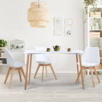 Soldes Table Cuisine Scandinave 2e Démarque Table Cuisine