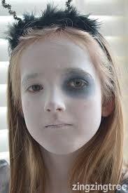 ghoul face paint