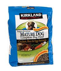 Kirkland Signature Mature Dog Formula Review