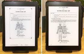 Máy đọc sách cho bác sĩ Likebook Ares Máy đọc sách Likebook