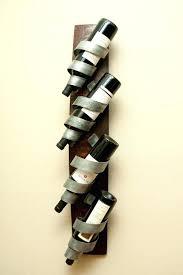 18 elegant and creative handmade wine holders natural wood wall mount stemware wine glass holder rack solid wood wall mounted wine glass rack wall mounted