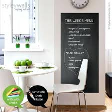 chalkboard wall decal image 0 decals michaels hobby lobby calendar