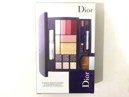 18041 dior expert travel studio all over makeup palette ディオールメイクアップパレット未使用